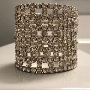 Crystal Sparkly Stretch Bracelet